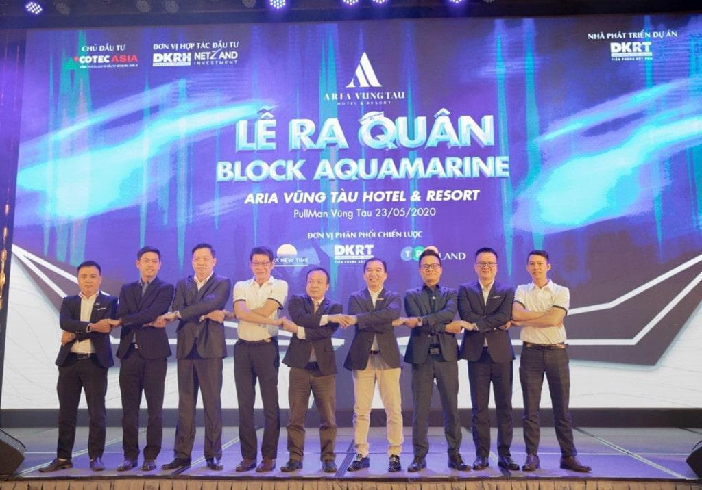 Lễ ra quân dự án Aquamarine Vũng Tàu