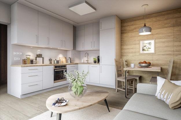 Một số thiết kế căn hộ Studio đẹp