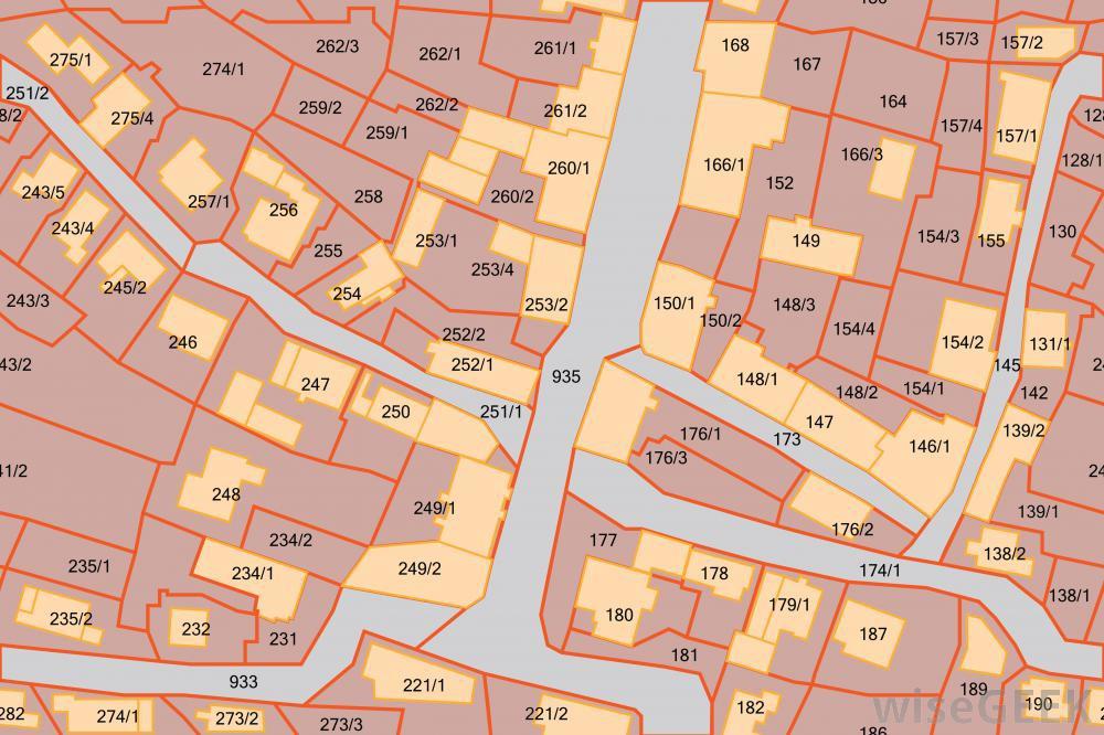 Bản đồ địa chính là gì?
