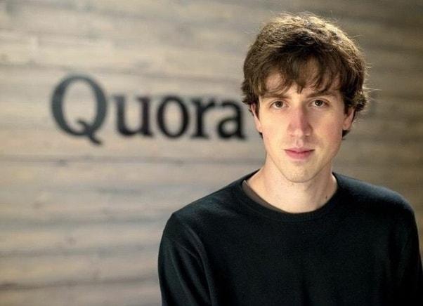 Cha đẻ của Quora