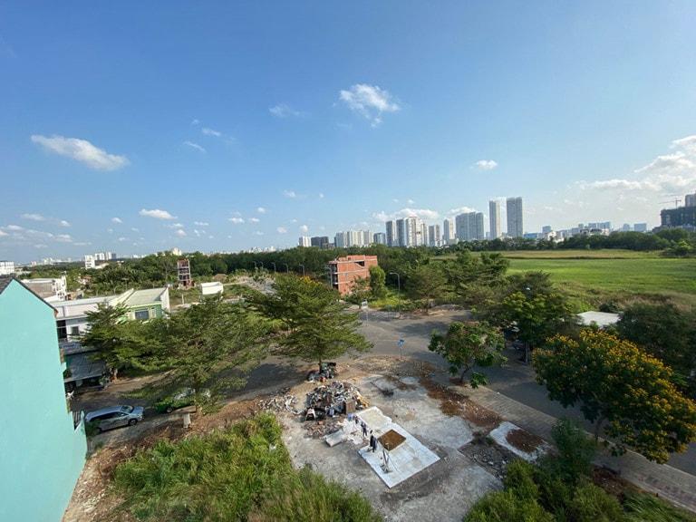 Quy hoạch cải tạo đất hiện hữu chỉnh trang