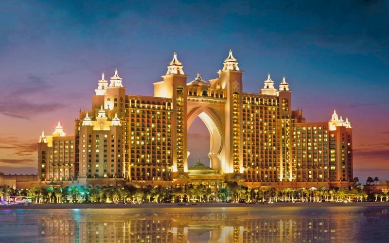 Tại sao Dubai nhiều vàng