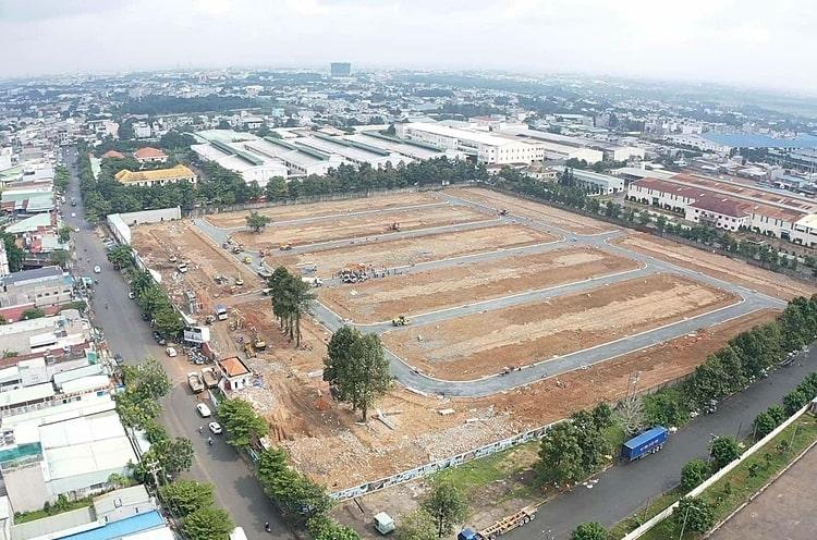 Đất nền dự án là gì?