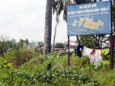 Đất quy hoạc treo có được bồi thường thiệt hại