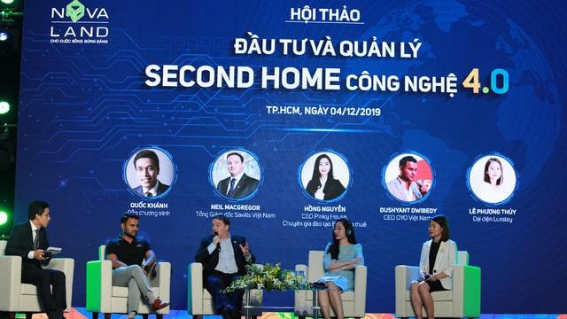 Hội thảo đầu tư vào Second Home