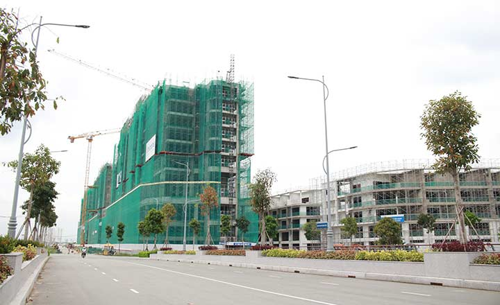 Quy định xây dựng nhà phố