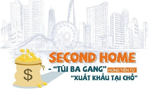 Second Home phù hợp cho người nước ngoài