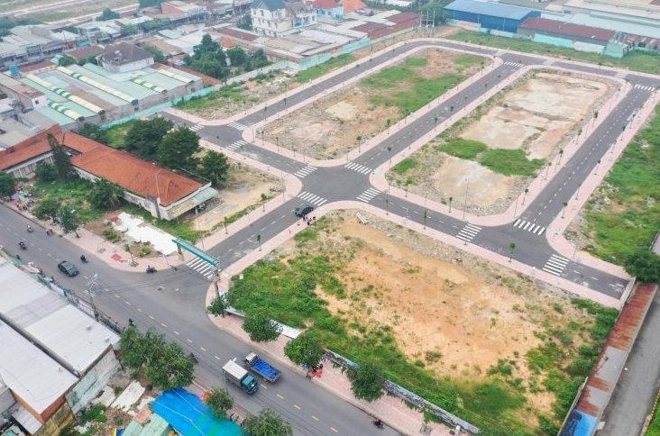 Thủ tục chuyển nhượng đất nền dự án