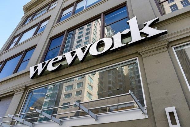 Tòa nhà văn phòng làm việc của Wework