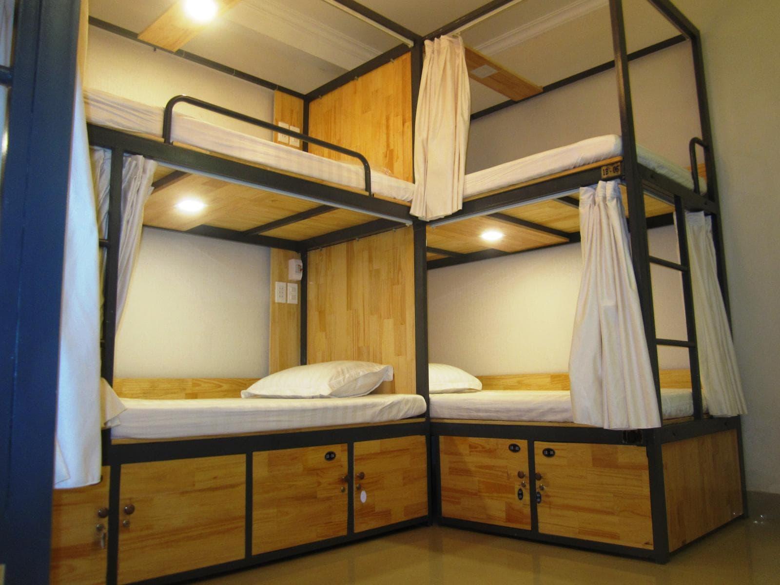 Các dạng phòng Dorm mới