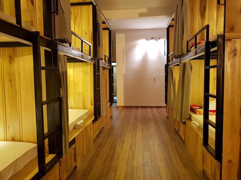 Đặc trưng Hostel
