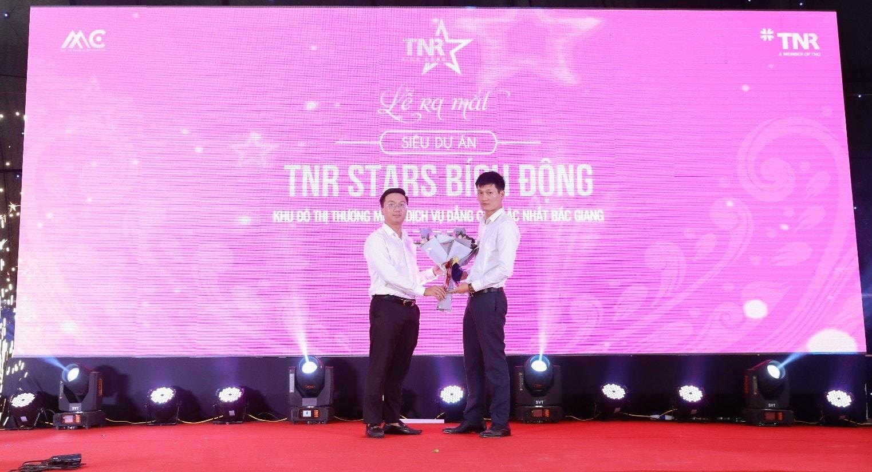 Lễ ra mắt dự án TNR Stars Bích Động