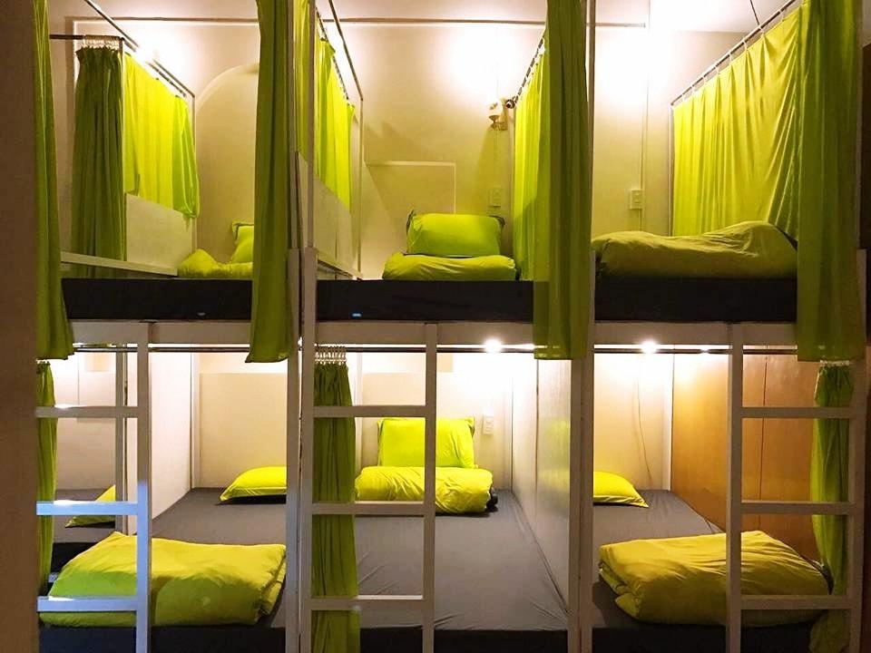 Lịch sử hình thành phòng Dorm