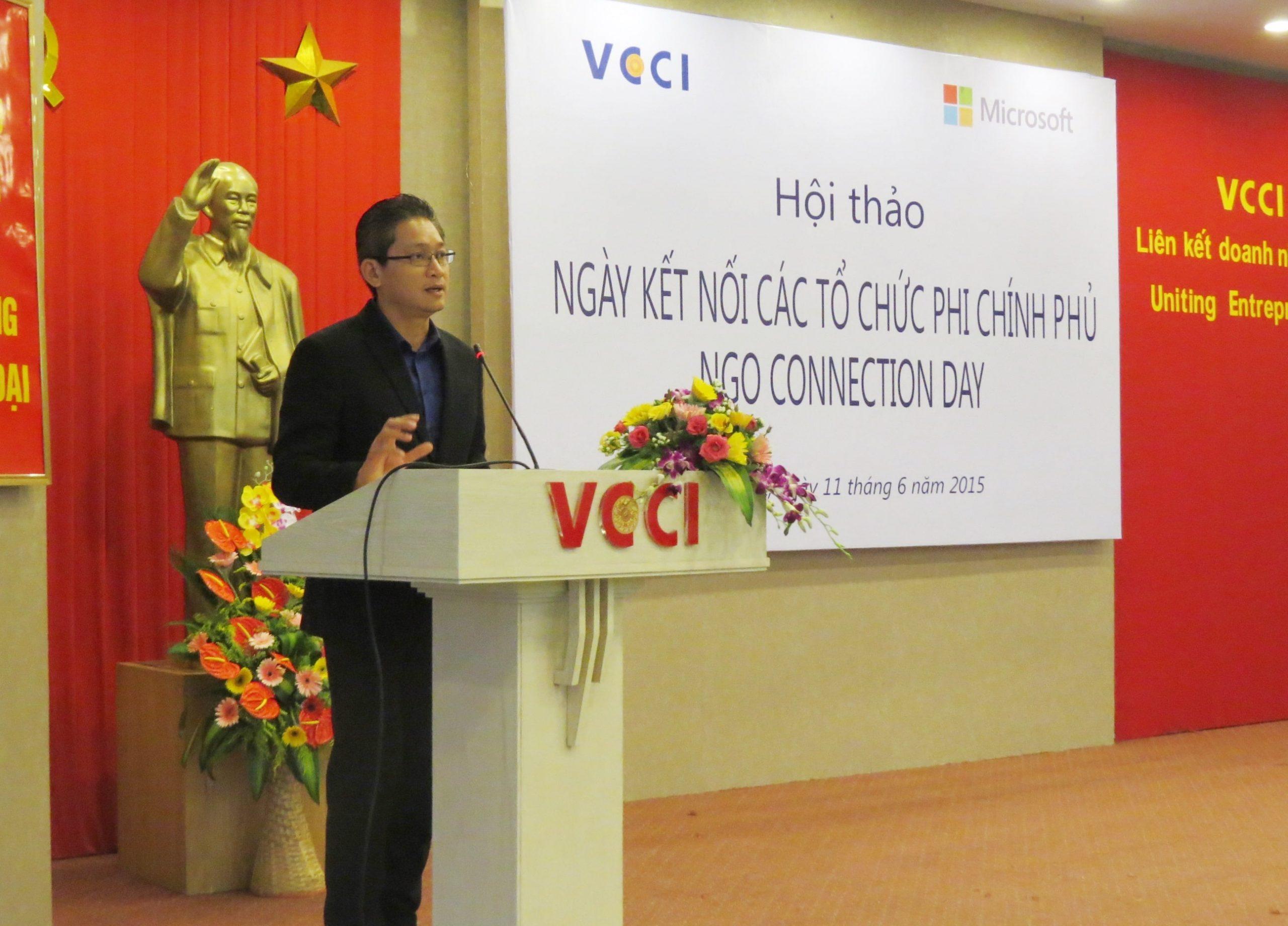 Chức năng của VCCI