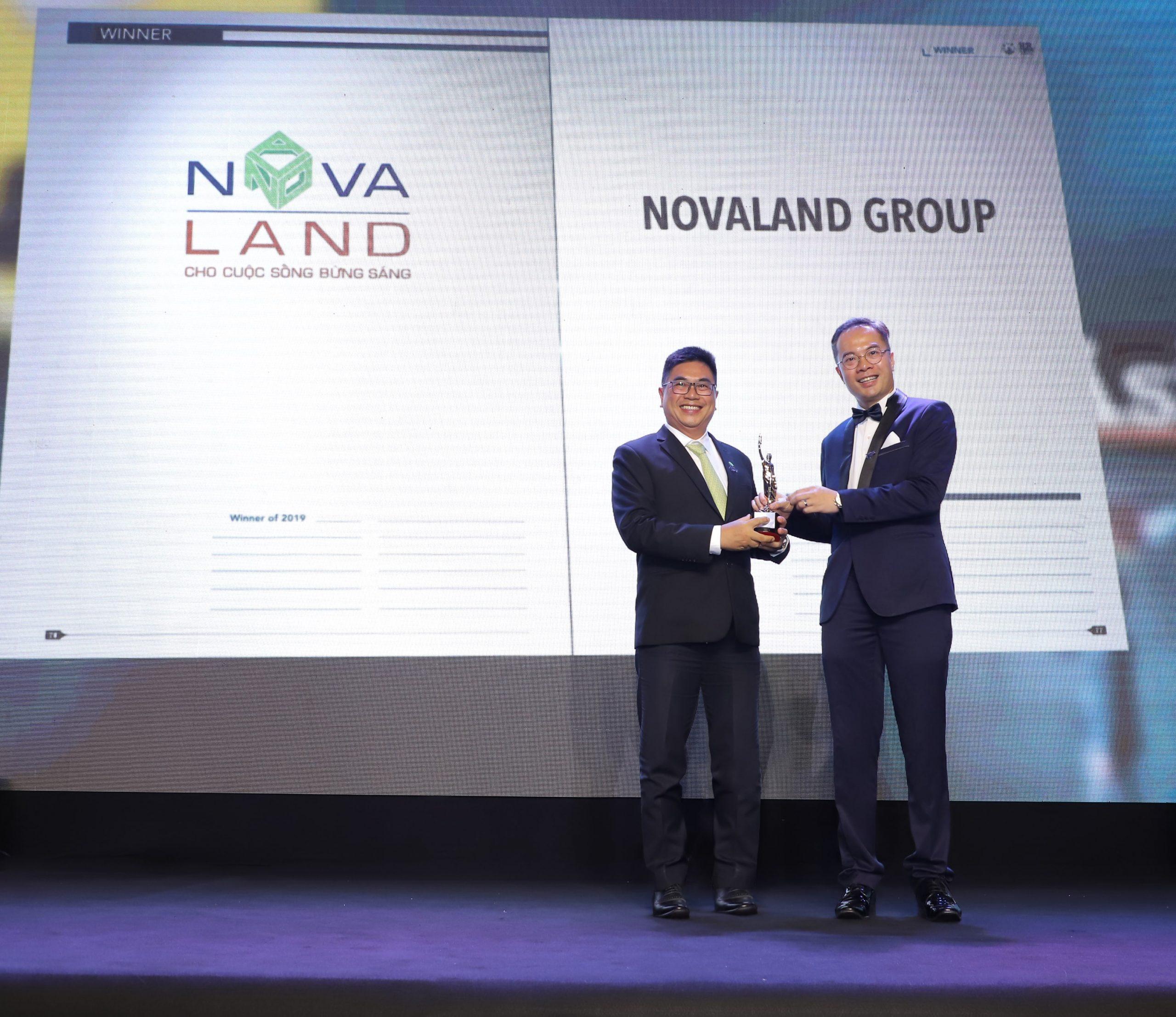Người đứng đầu Novaland là ai?