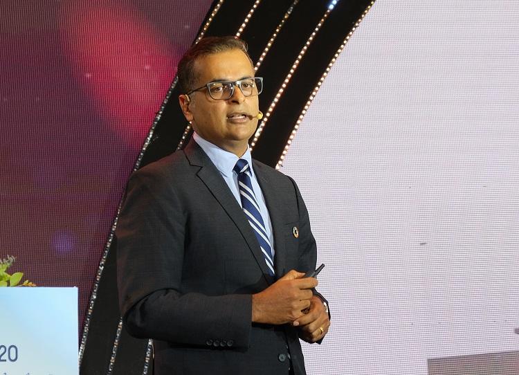 Binu Jacob, Tổng Giám đốc Nestlé Việt Nam. Photo by: Thanh Duong