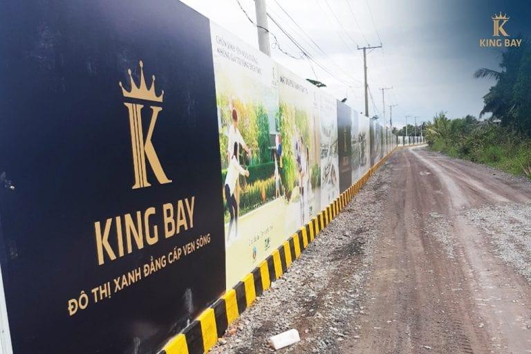 Tiến độ dự án King Bay