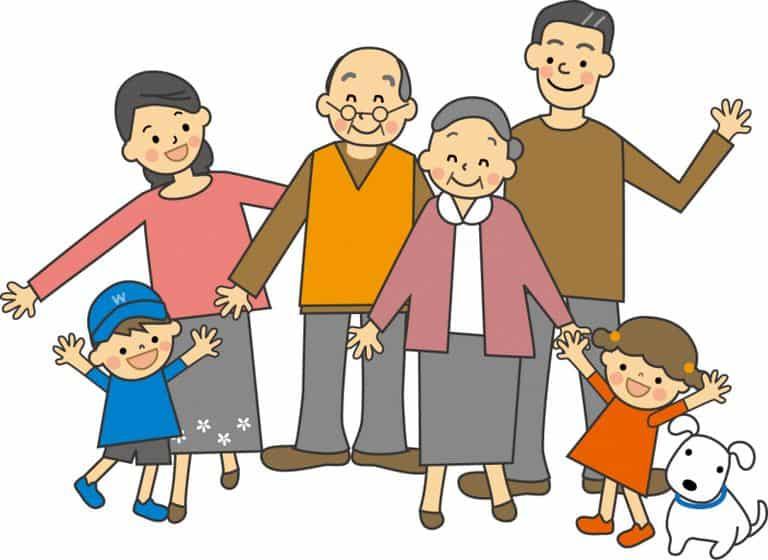 Gia đình của cung hoàng đạo Thiên Yết