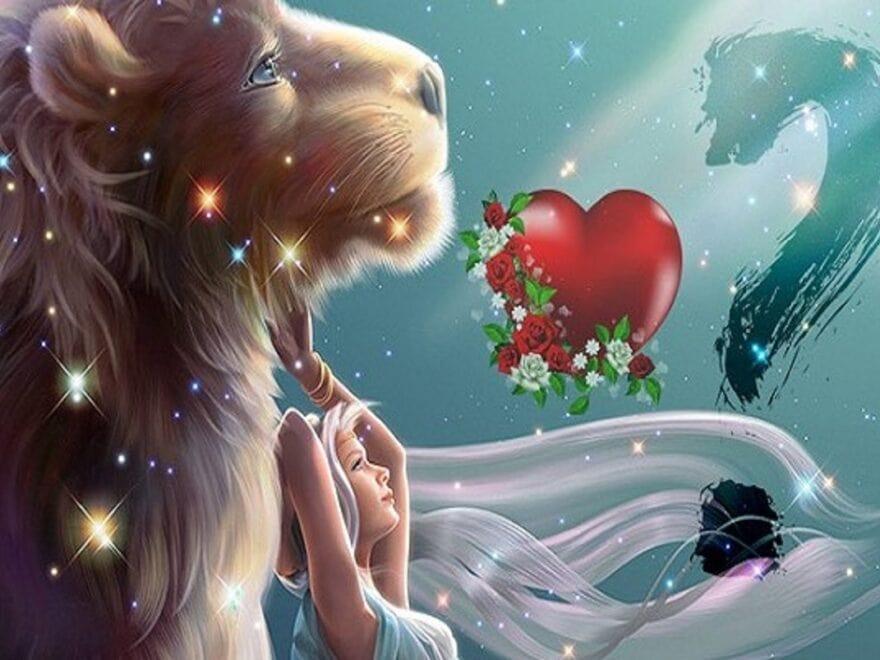 Cung hợp với Sư Tử nữ trong tình yêu