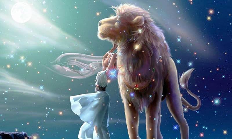 Cung hoàng đạo sư tử